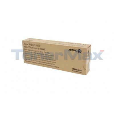 XEROX PHASER 6600N TONER CARTRIDGE BLACK